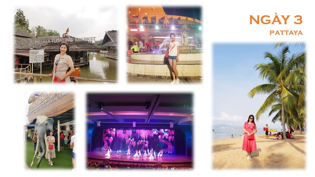 Lịch trình lần đầu du lịch tự túc: Mình chọn Thái Lan! 5