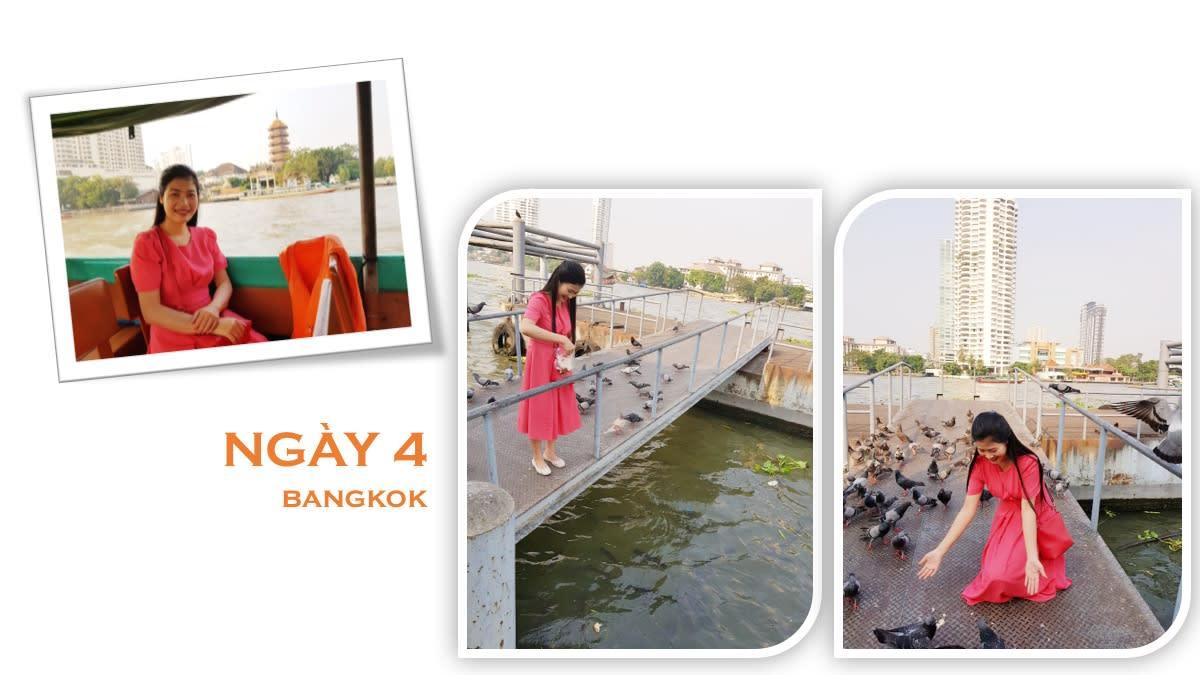 Lịch trình lần đầu du lịch tự túc: Mình chọn Thái Lan! 6