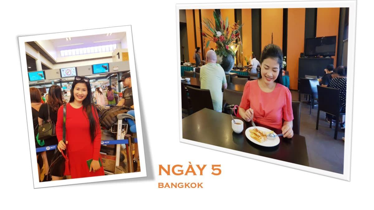 Lịch trình lần đầu du lịch tự túc: Mình chọn Thái Lan! 7