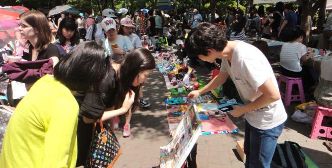 Kinh nghiệm du lịch tự túc khám phá Hongdae cho người đi lần đầu! 14