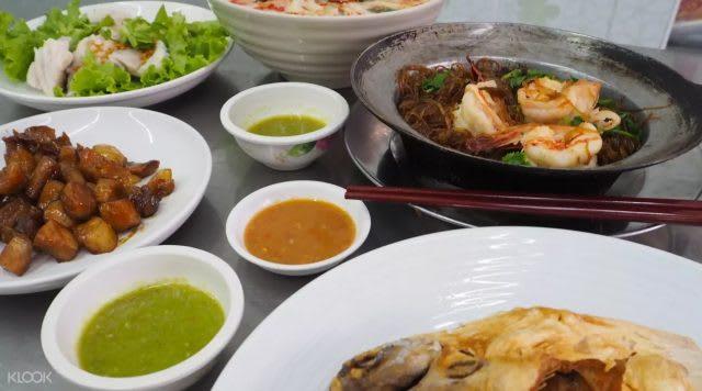 Cẩm nang thưởng thức ẩm thực Bangkok tại nhà hàng chứng nhận từ Michelin chỉ với 50K 3