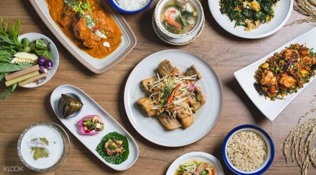 Cẩm nang thưởng thức ẩm thực Bangkok tại nhà hàng chứng nhận từ Michelin chỉ với 50K 16