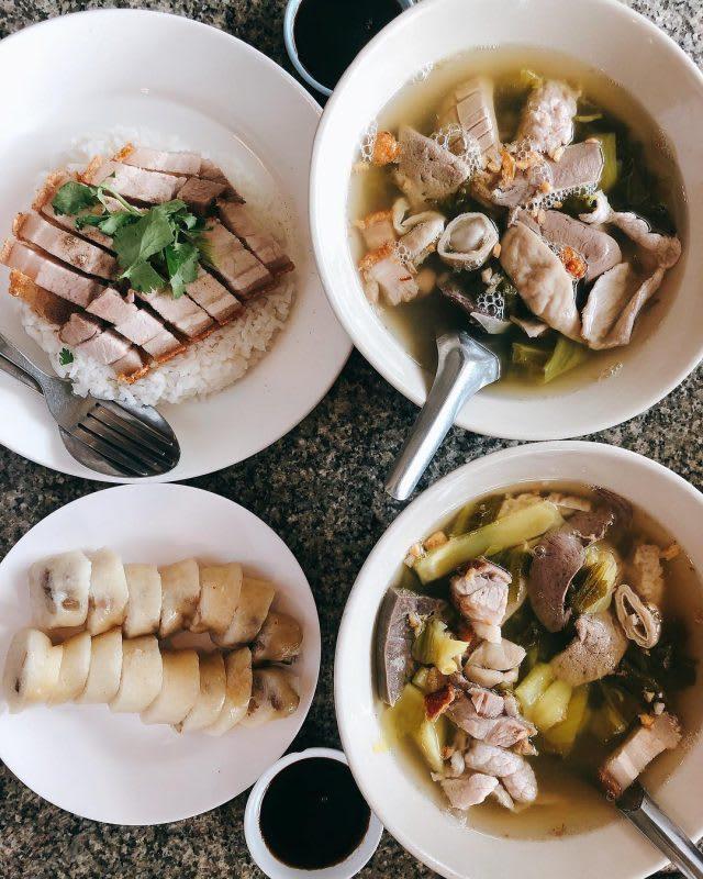 Cẩm nang thưởng thức ẩm thực Bangkok tại nhà hàng chứng nhận từ Michelin chỉ với 50K 10