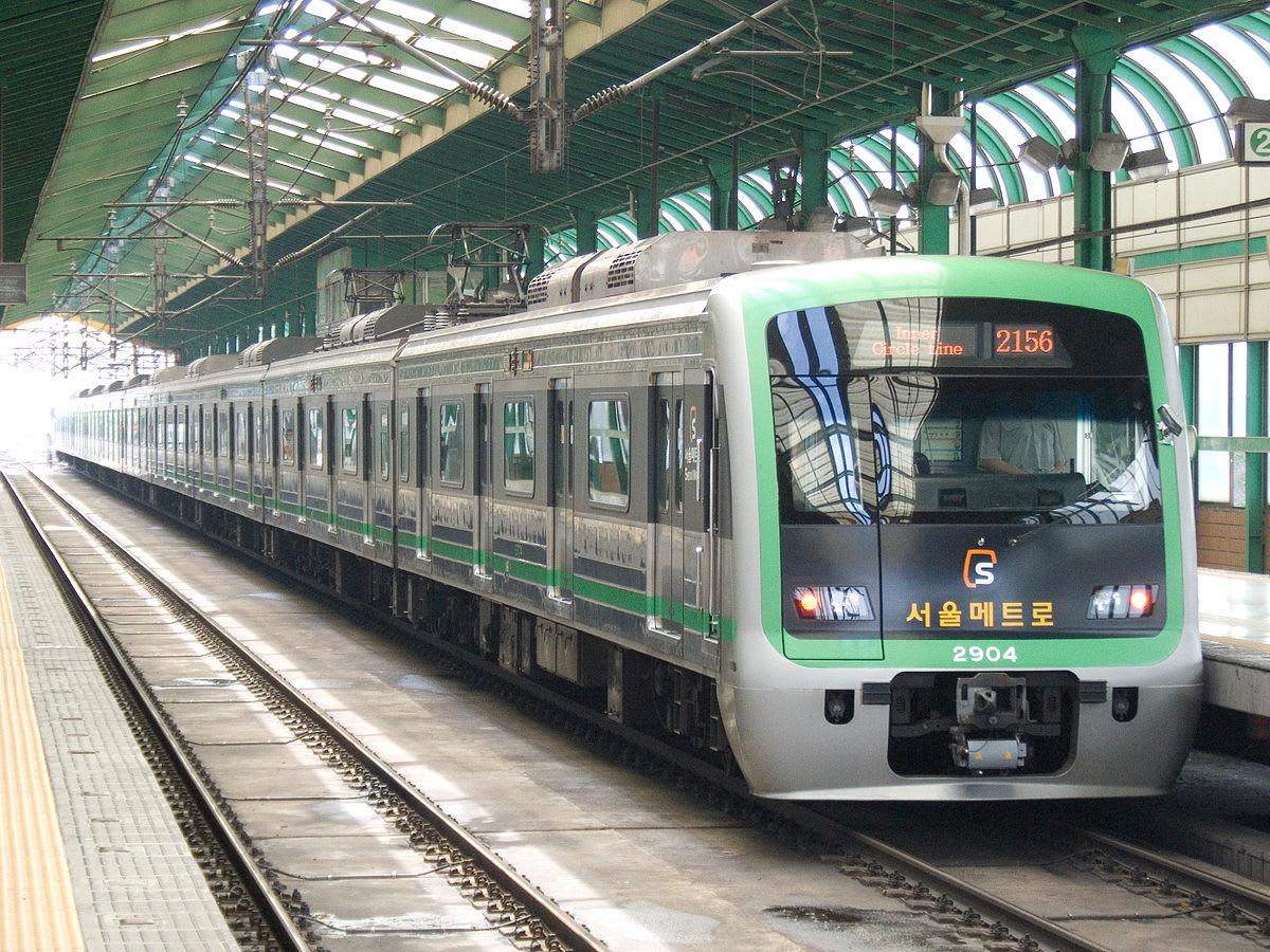 Bí kíp du lịch tự túc Hàn Quốc: Hướng dẫn sử dụng tàu điện ngầm Seoul 1