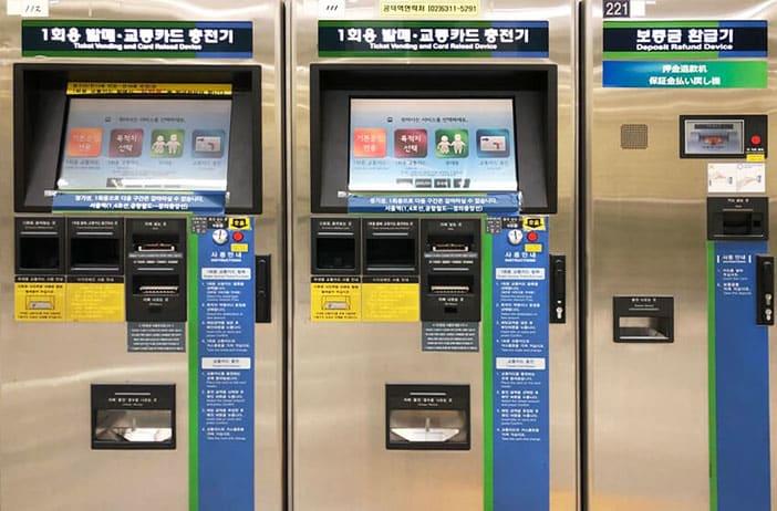 Bí kíp du lịch tự túc Hàn Quốc: Hướng dẫn sử dụng tàu điện ngầm Seoul 4