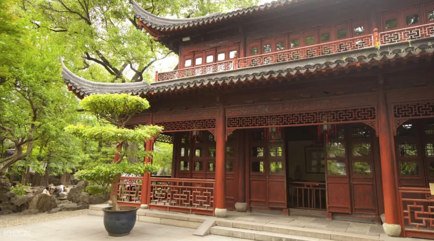 Kinh nghiệm du lịch 3N3Đ tự túc khám phá Thượng Hải, Trung Quốc 3