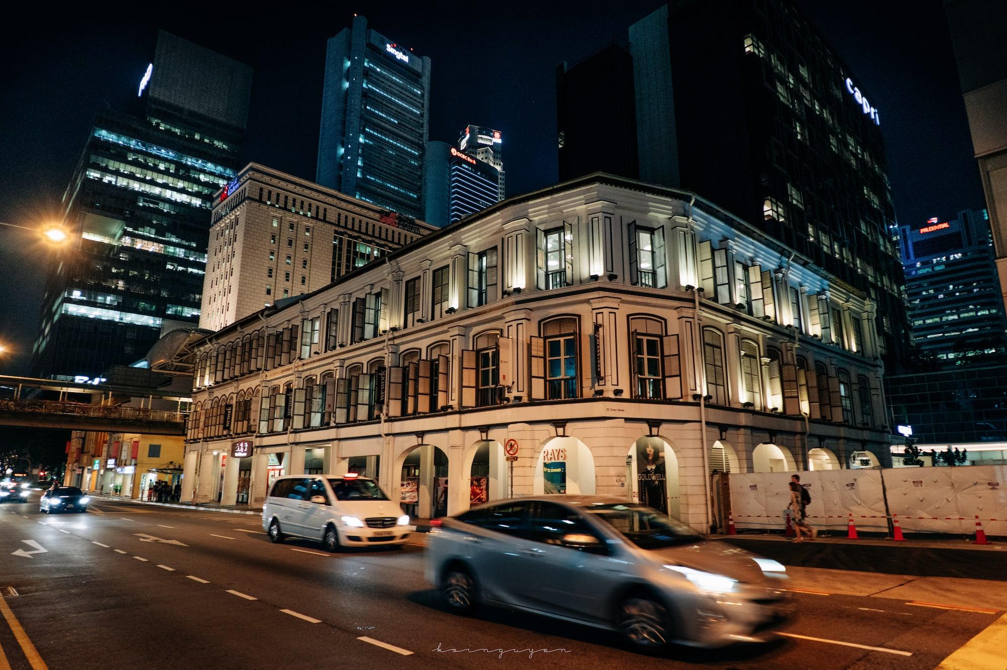 Lịch trình 8N7Đ trọn vẹn khám phá Singapore và Malaysia 8