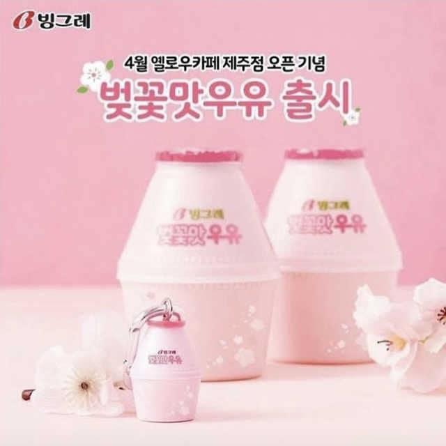 Cẩm nang mua sắm Hàn Quốc những sản phẩm Hoa Anh Đào phiên bản giới hạn 3