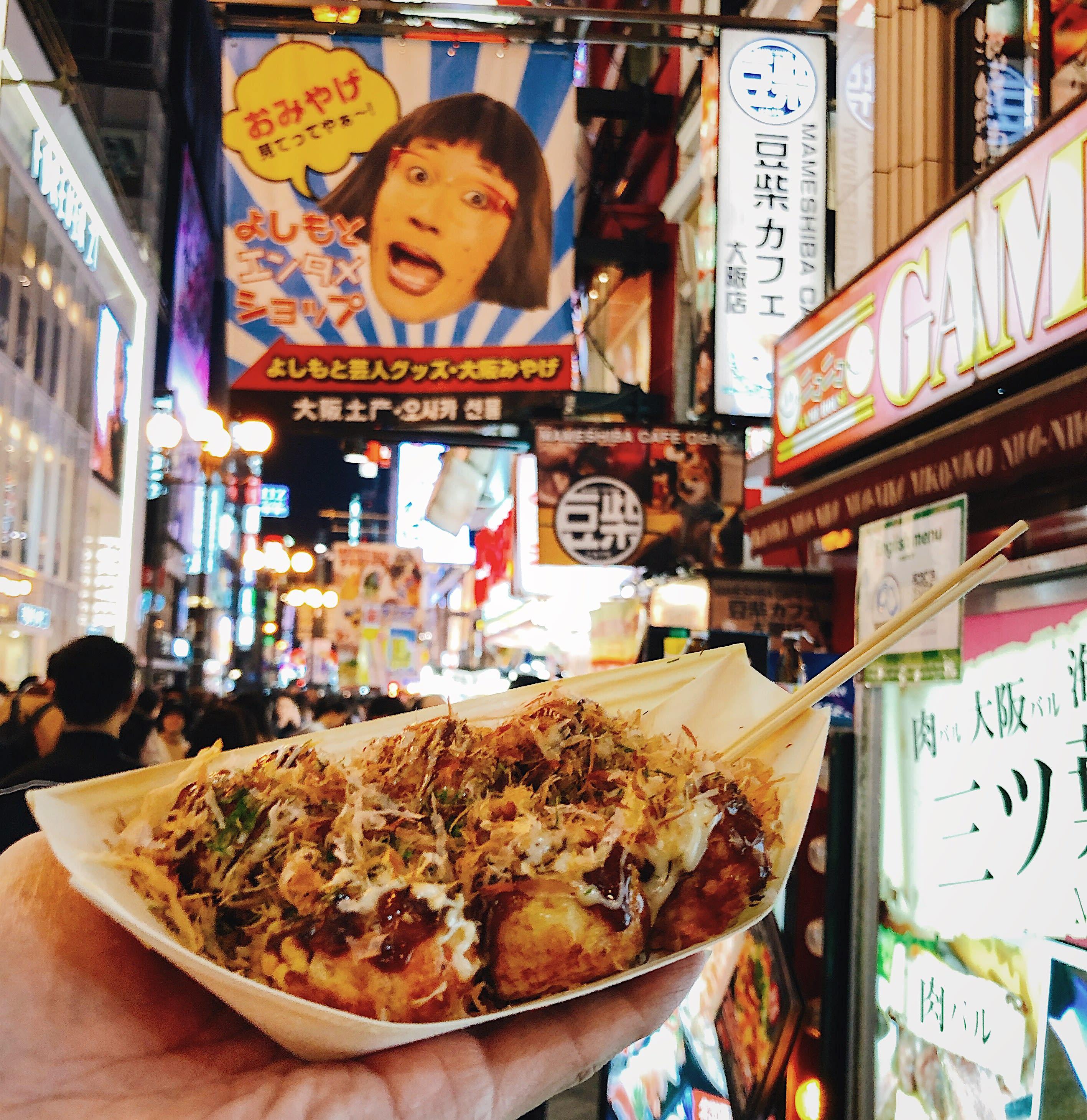 Lịch trình khám phá hết Kyoto, Osaka và Nara chỉ với 13tr! 5
