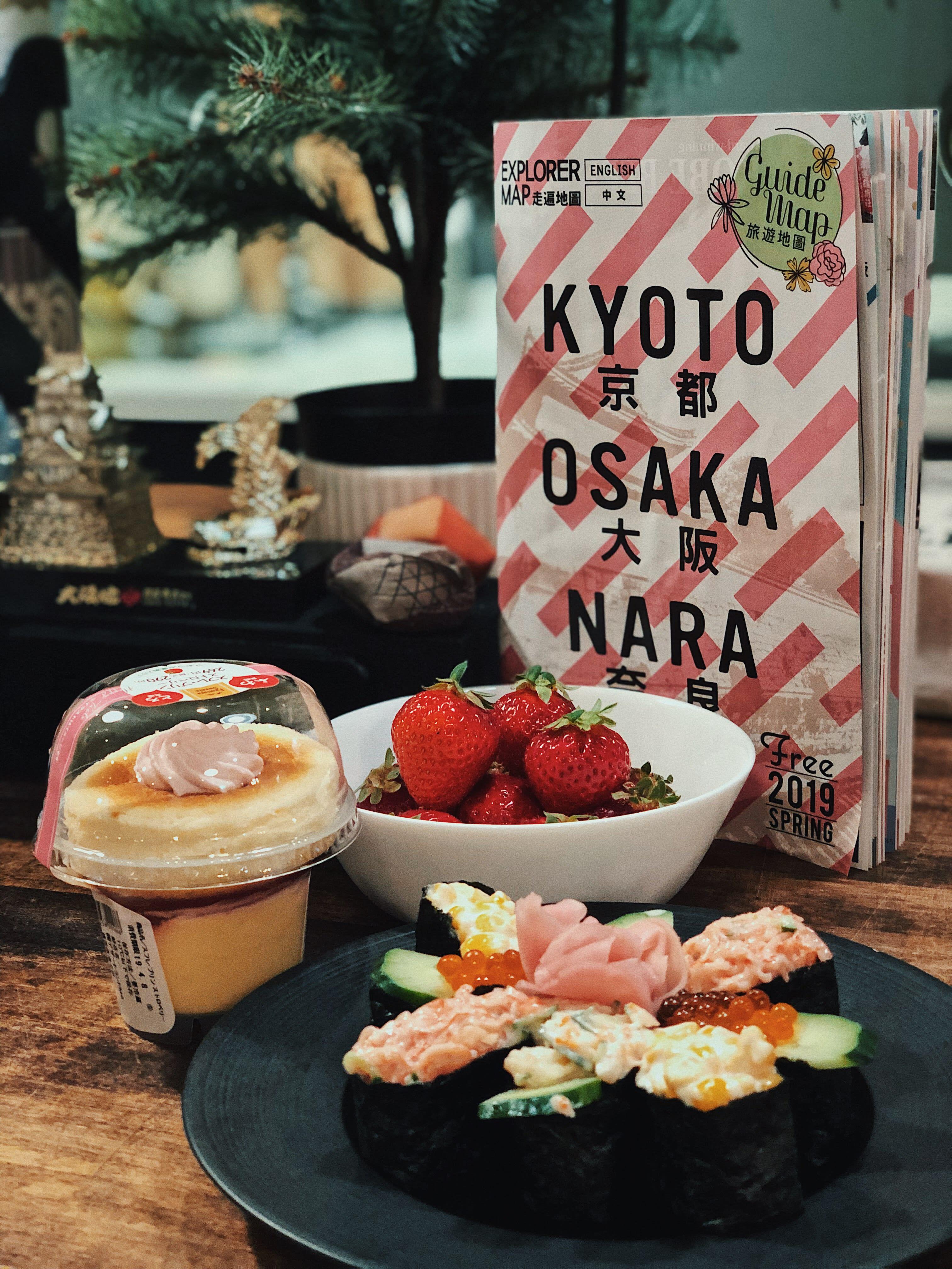 Lịch trình khám phá hết Kyoto, Osaka và Nara chỉ với 13tr! 2