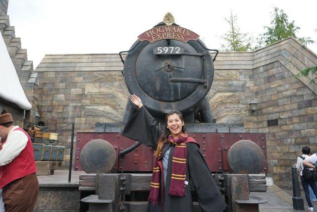 """Trải nghiệm """"đỉnh cao"""" với Thế giới Phép thuật Harry Potter ở Universal Studios Hollywood 4"""