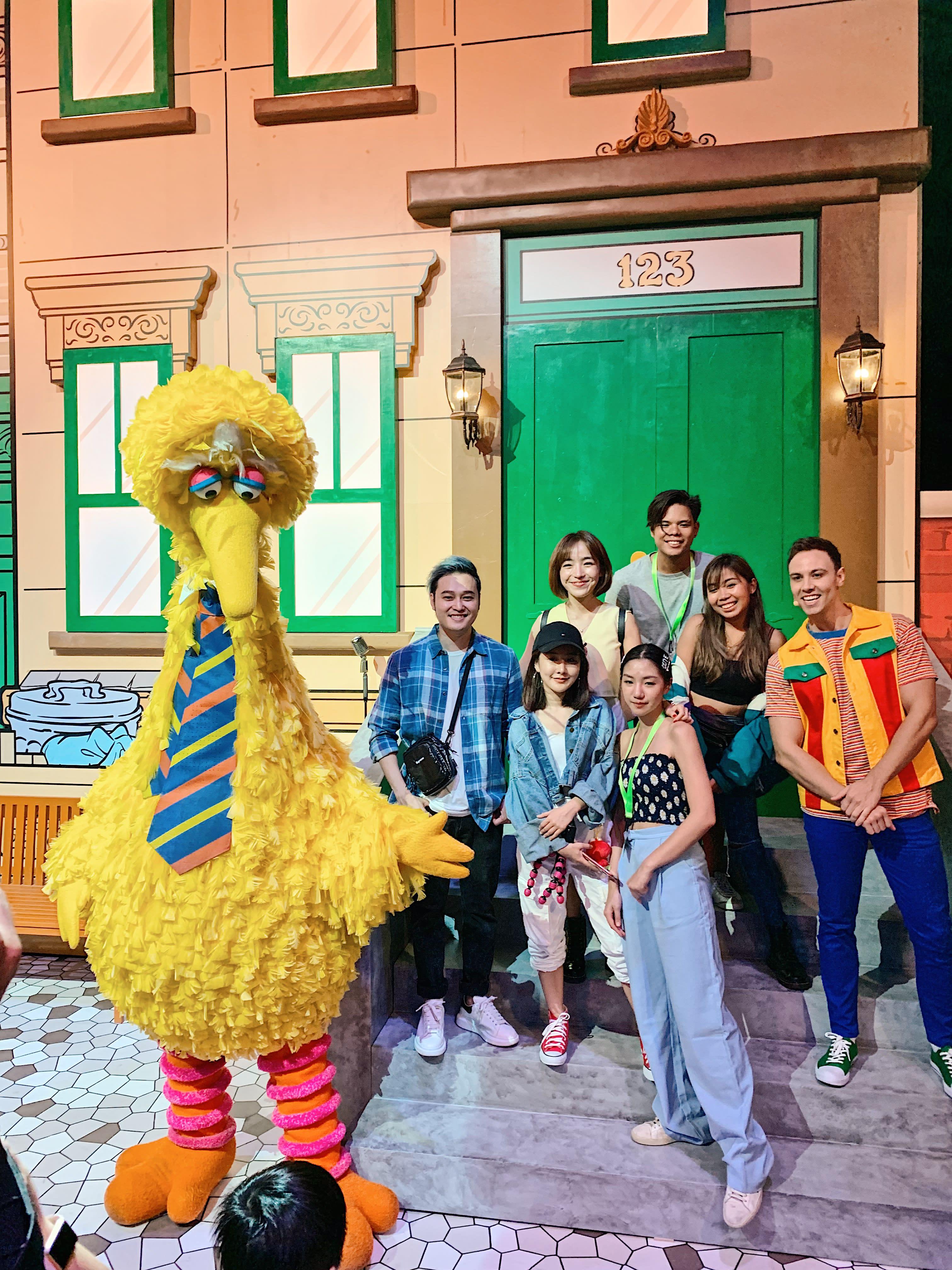 Trải nghiệm vui bất tận tại Universal Studios Singapore cùng Quang Vinh 9