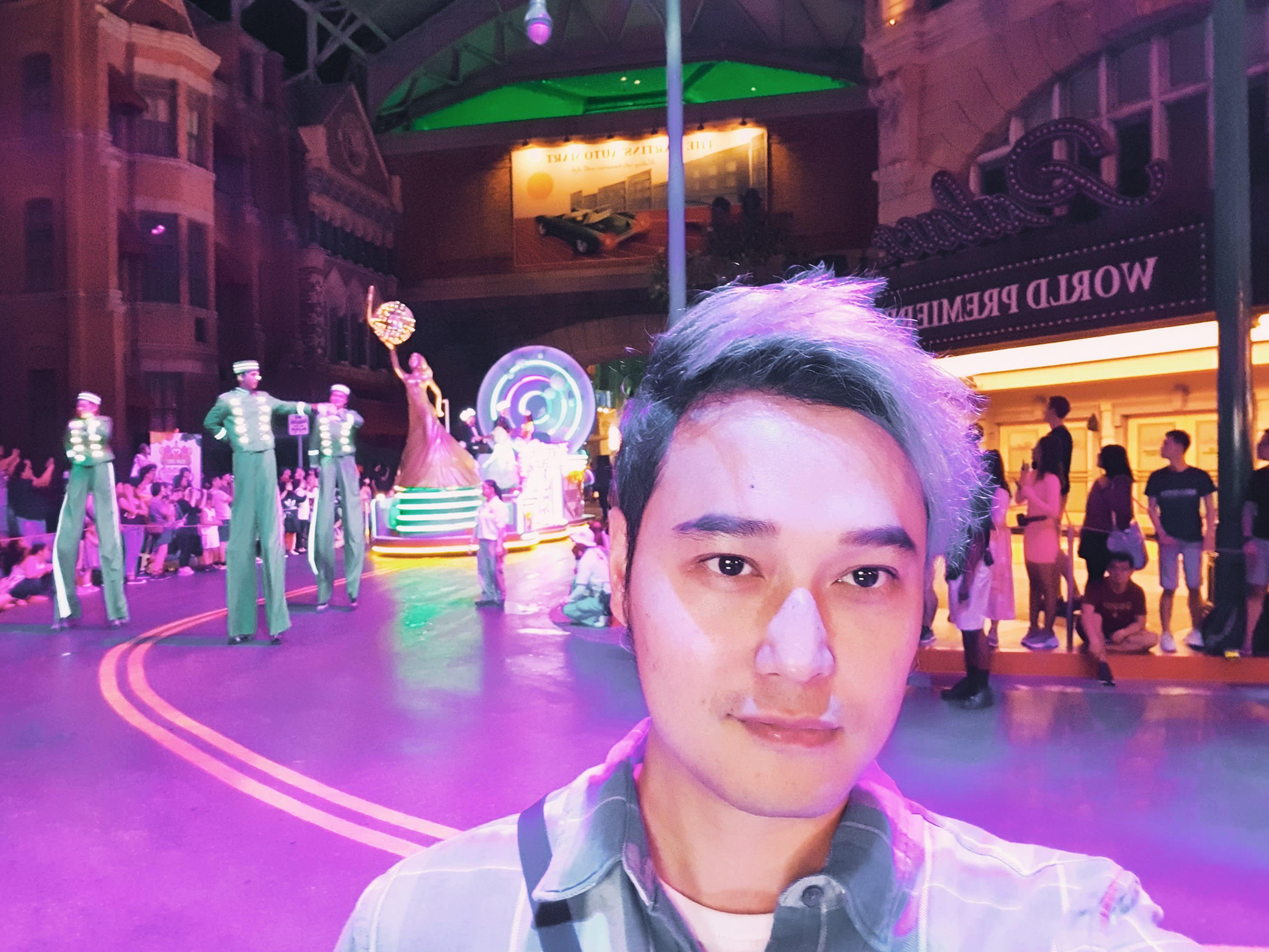 Trải nghiệm vui bất tận tại Universal Studios Singapore cùng Quang Vinh 7