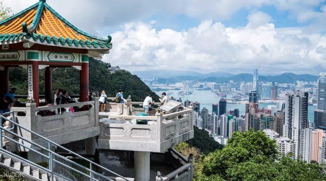 Cập nhật cho #teamđiHongKong: Peak Tram sẽ đóng cửa để bảo trì 2