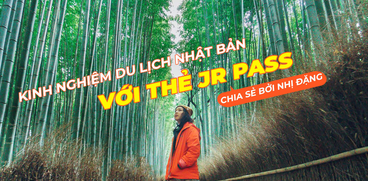 huong dan du lich nhat ban voi jr pass boi travel blogger nhi dang cover