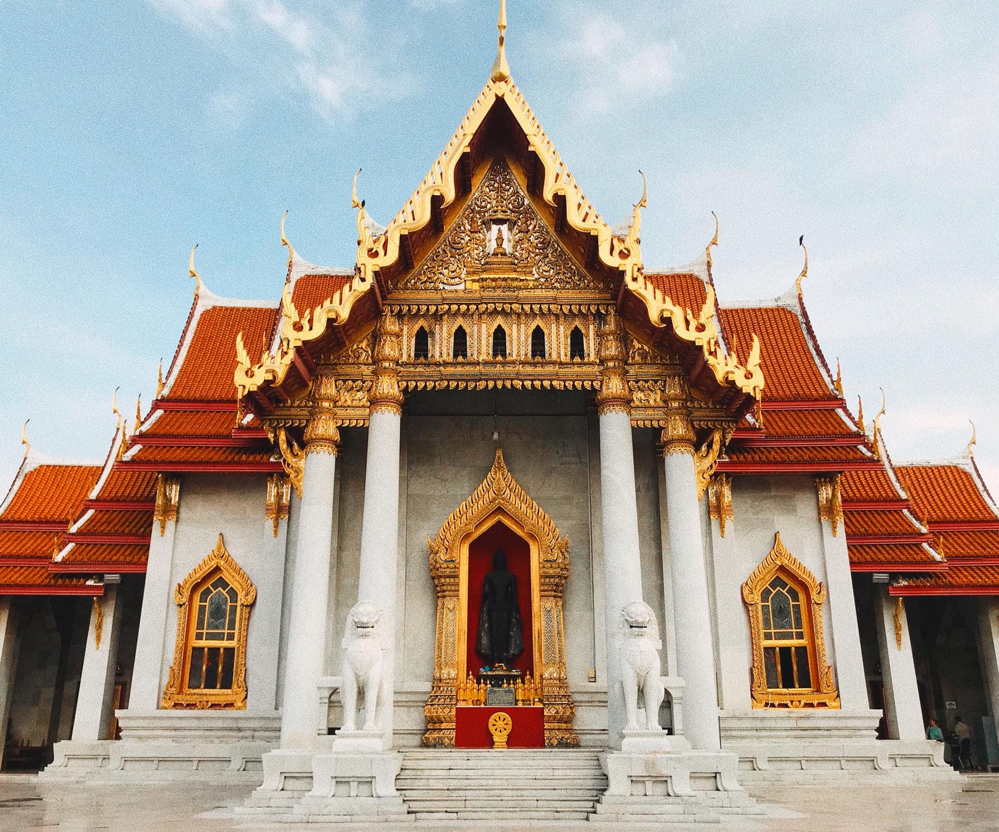 """Lịch trình 6N5Đ """"oanh tạc"""" Thái Lan: Bangkok – Hua Hin – Phuket – Koh Phi Phi 3"""