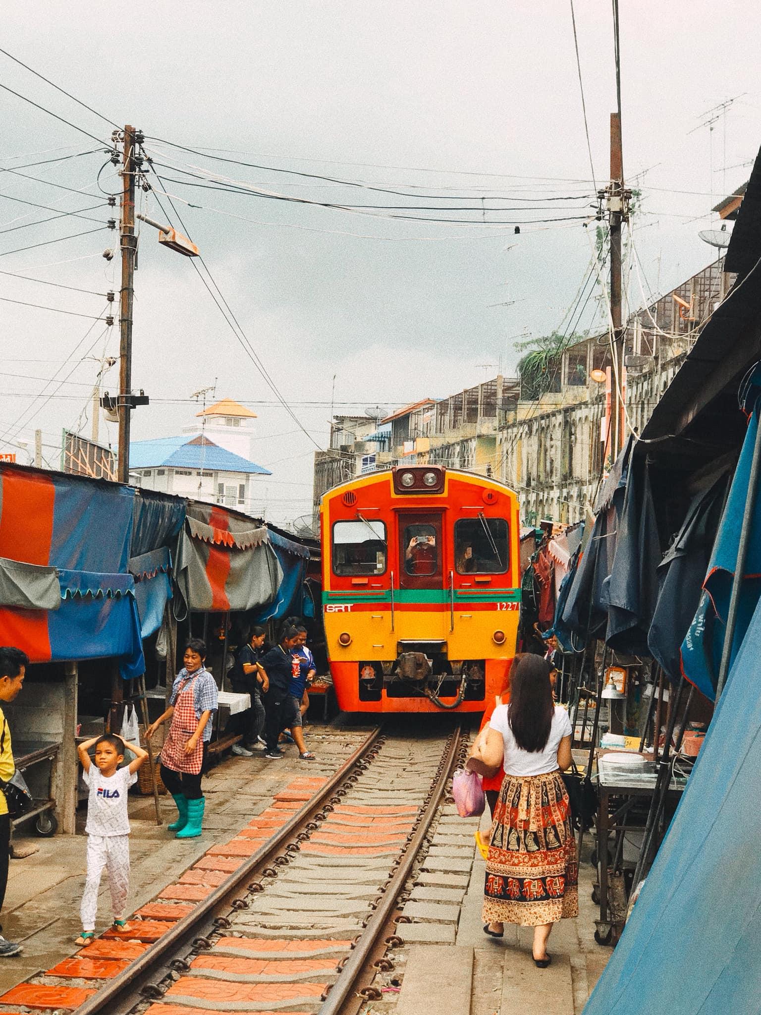 """Lịch trình 6N5Đ """"oanh tạc"""" Thái Lan: Bangkok – Hua Hin – Phuket – Koh Phi Phi 7"""