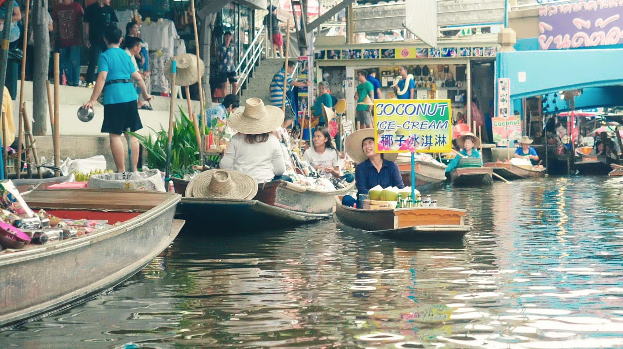 """Lịch trình 6N5Đ """"oanh tạc"""" Thái Lan: Bangkok – Hua Hin – Phuket – Koh Phi Phi 9"""