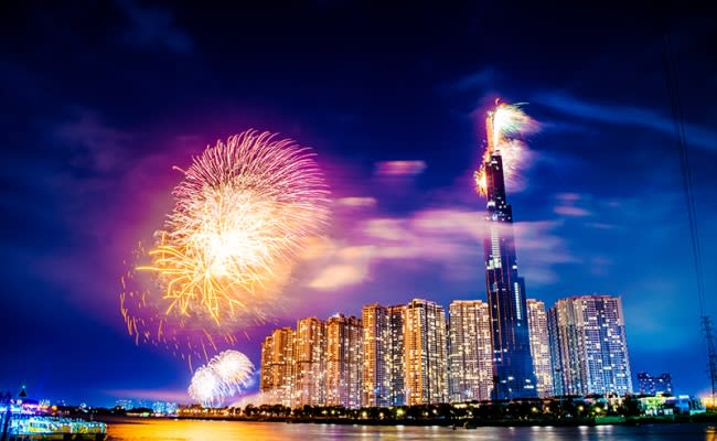 16 Địa Điểm Ngắm Pháo Hoa Đón Năm 2020 Đẹp Xuất Sắc Ở Châu Á 1