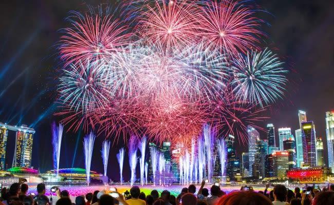 16 Địa Điểm Ngắm Pháo Hoa Đón Năm 2020 Đẹp Xuất Sắc Ở Châu Á 3