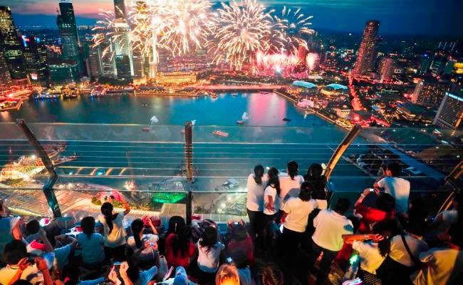 16 Địa Điểm Ngắm Pháo Hoa Đón Năm 2020 Đẹp Xuất Sắc Ở Châu Á 4