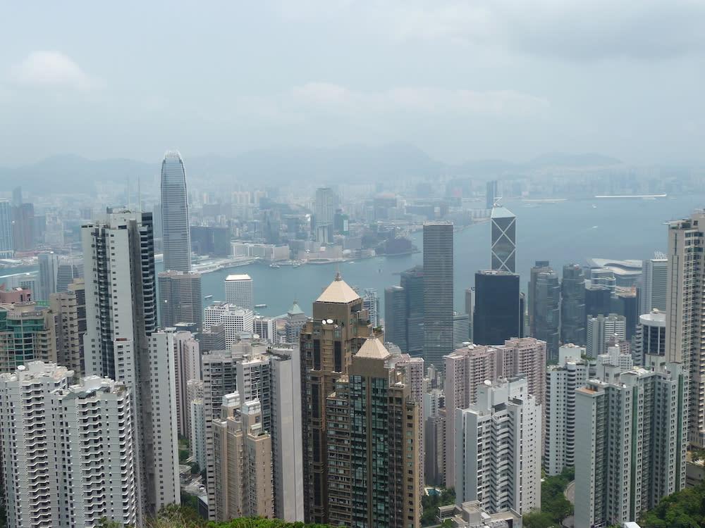 """Thiết Đãi Khách """"hoành Tráng"""" Trong 5 Ngày Ở Hồng Kông 1"""