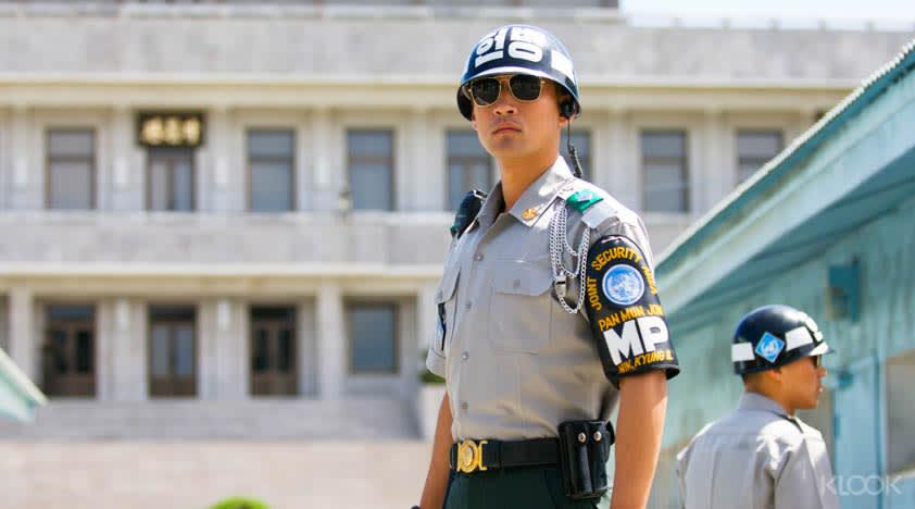 Bí kíp Klook đi tour DMZ- khu vực phi quân sự ở Hàn Quốc 1