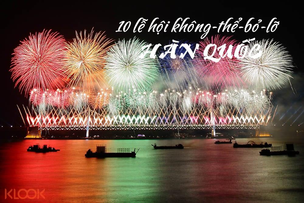 10 Lễ Hội Bạn Chỉ Có Thể Tham Gia Khi Đến Hàn Quốc 1