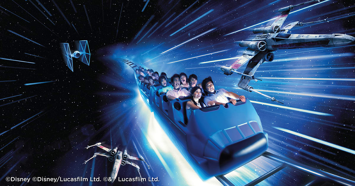 HKDL Klook Blog Post Hyperspace Mountain