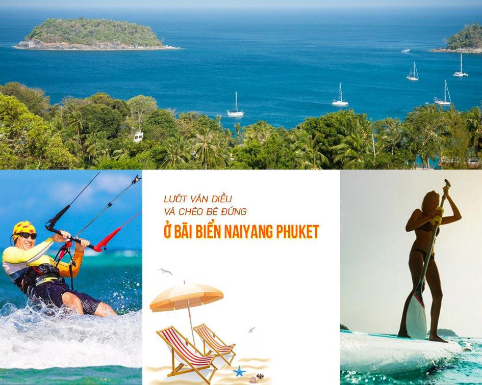 Những Bãi Biển Đẹp Nhất Phuket Năm 2017 6