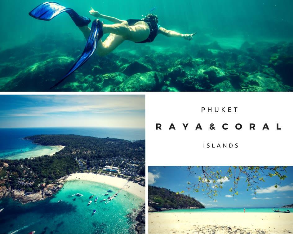 Raya and Coral Islands