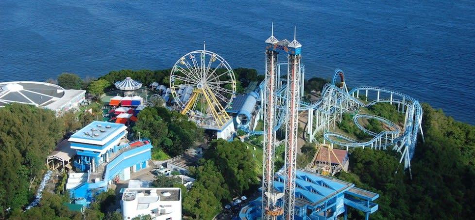 Rides in HK Ocean Park e1447393106383