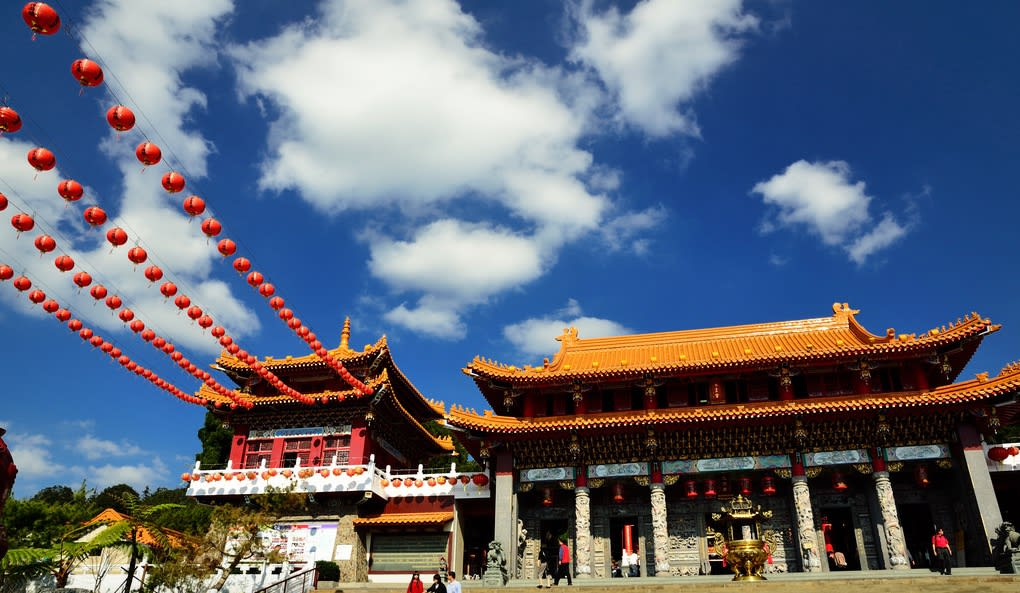 Du Lịch Bằng Xe Lửa Ở Đài Loan – Phần 3 (Thành phố Đài Trung) 4