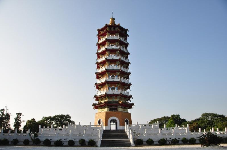 Du Lịch Bằng Xe Lửa Ở Đài Loan – Phần 3 (Thành phố Đài Trung) 5