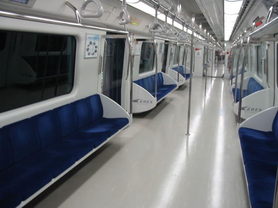 Bỏ túi ngay bí kíp trung chuyển từ Sân Bay Seoul 4