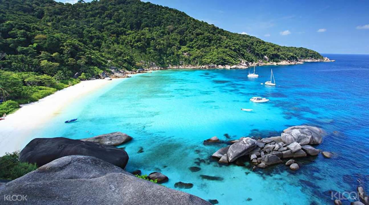 Những Bãi Biển Đẹp Nhất Phuket Năm 2017 1