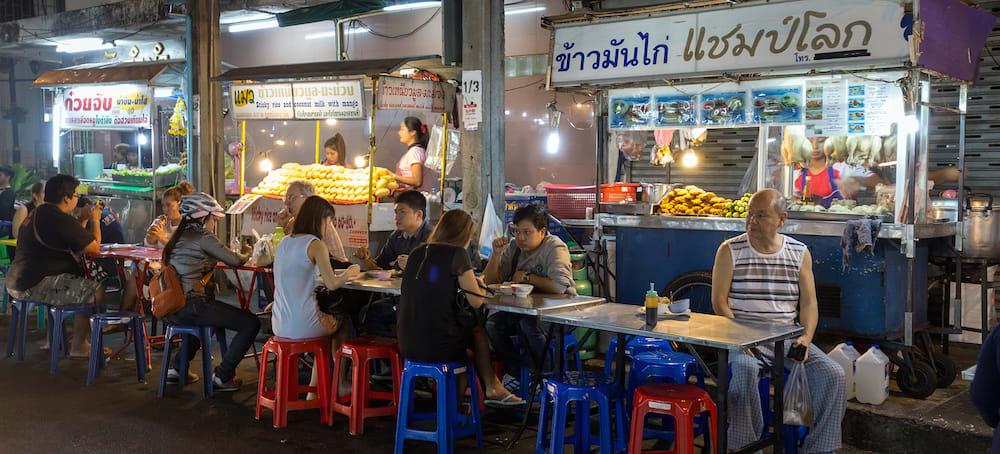Ăn Chay Ở Châu Á: Tuy Khó Mà Dễ 2