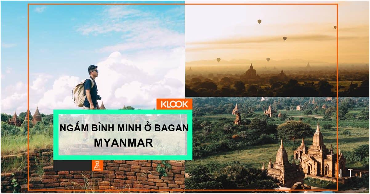 Ngắm Bình Minh Ở Bagan 1