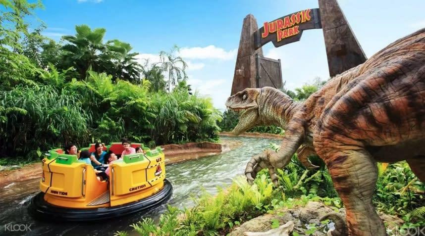 Kinh Nghiệm Đi Universal Studios Singapore Cùng Klook 1