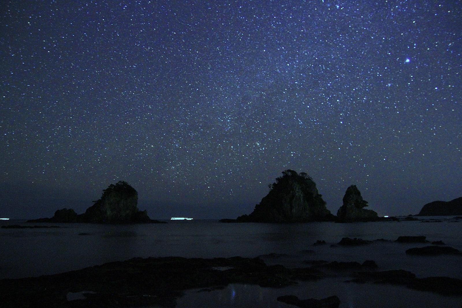 Ngắm Kawazu-zakura và trời sao tại Miurakaigan, Kanazawa-ken 12