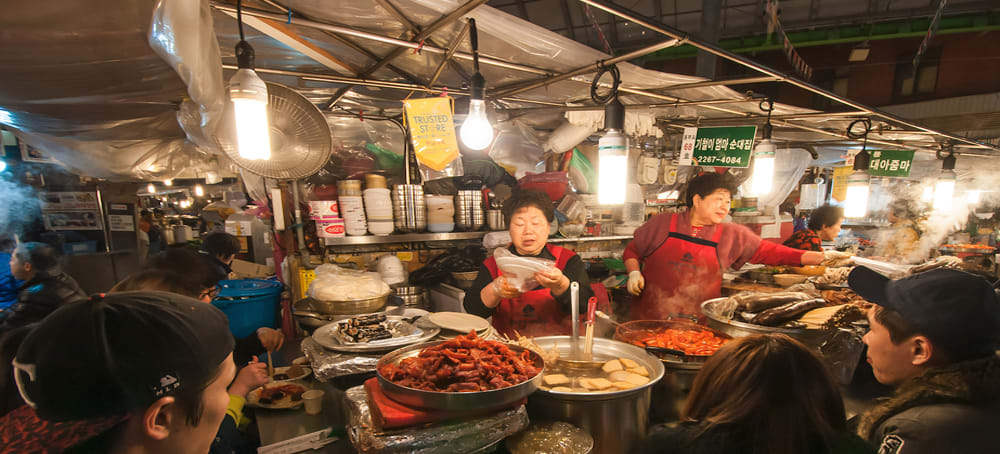 Ăn Chay Ở Châu Á: Tuy Khó Mà Dễ 6