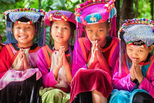 Thái Lan Hai Miền Nam Bắc 4
