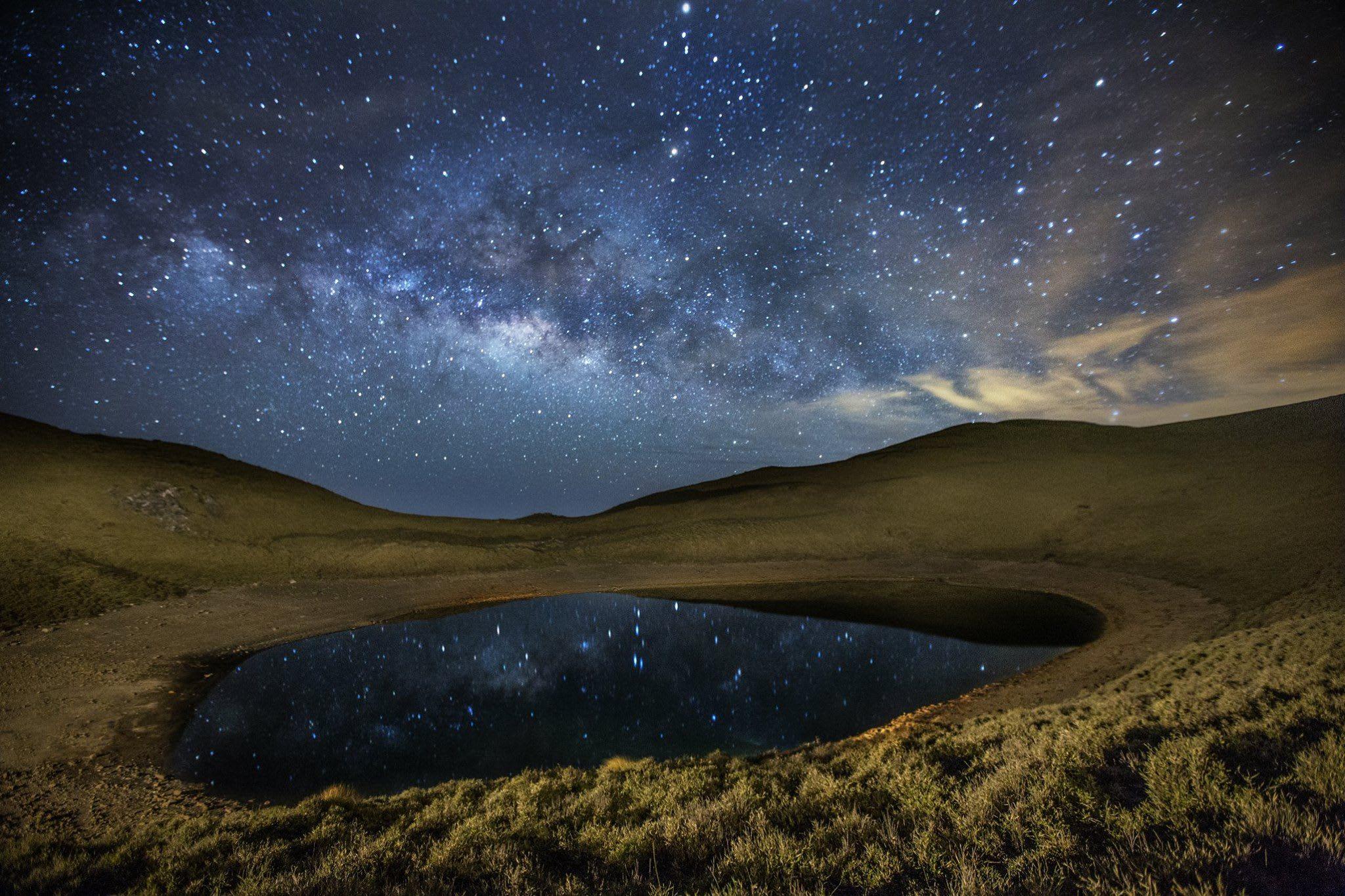嘉明湖夜景-1