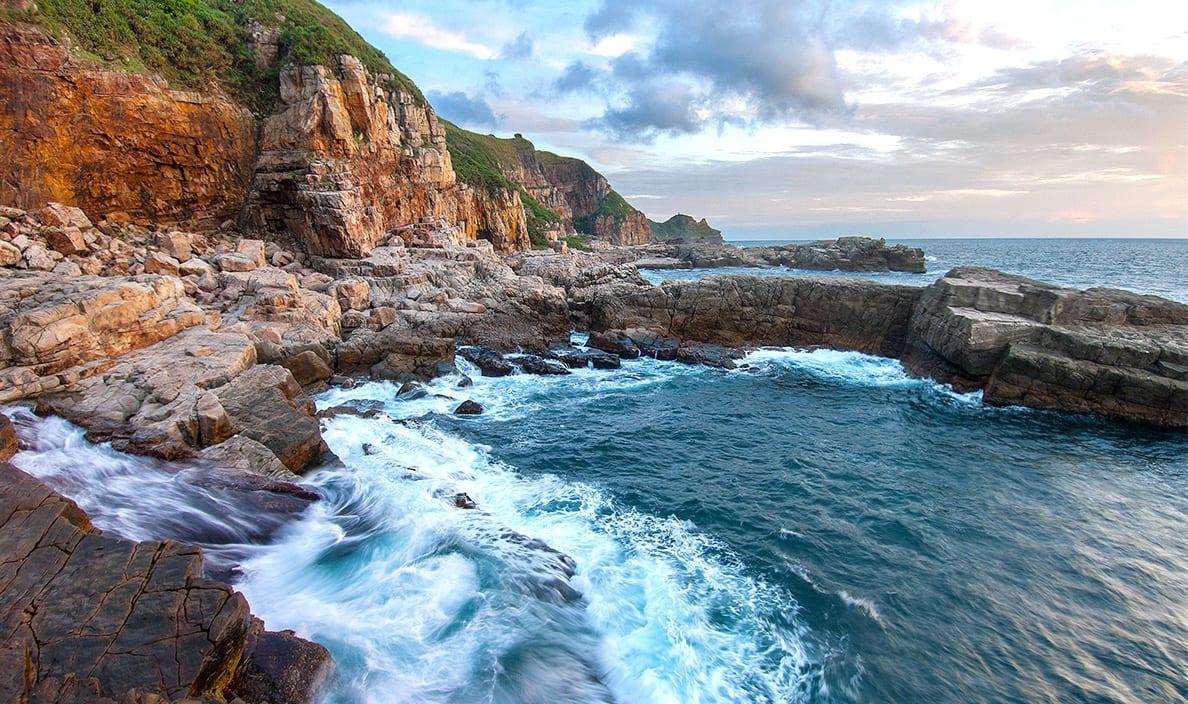 Long Dong Coast