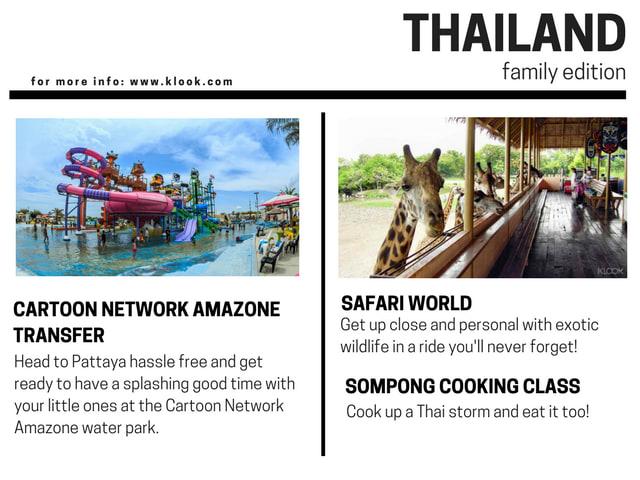 eoy sale thailand families