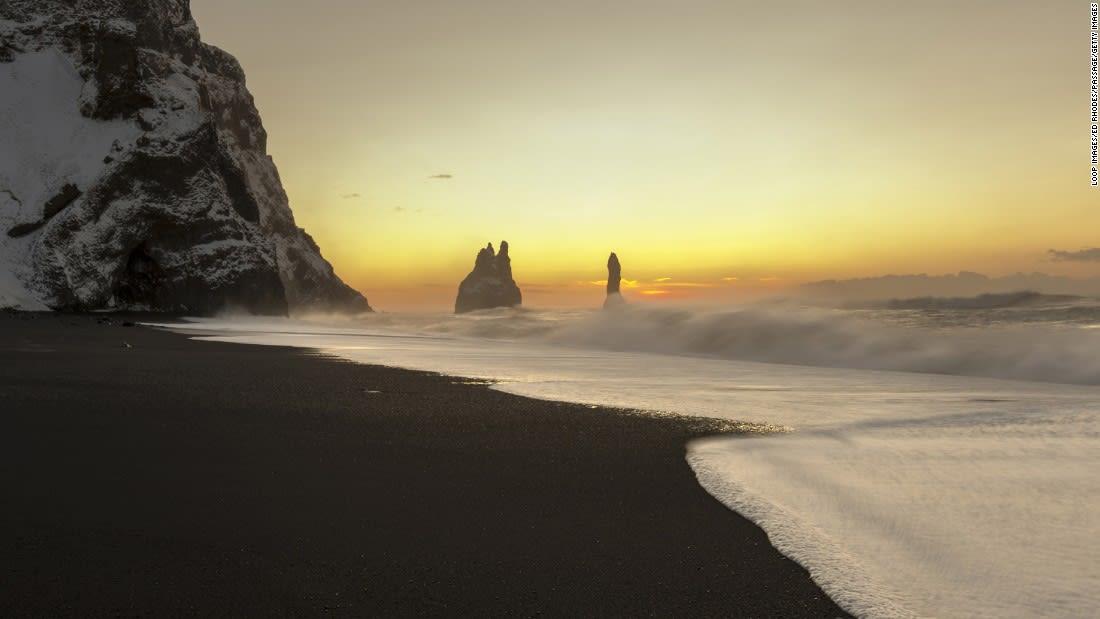 Iceland-Black-Beach
