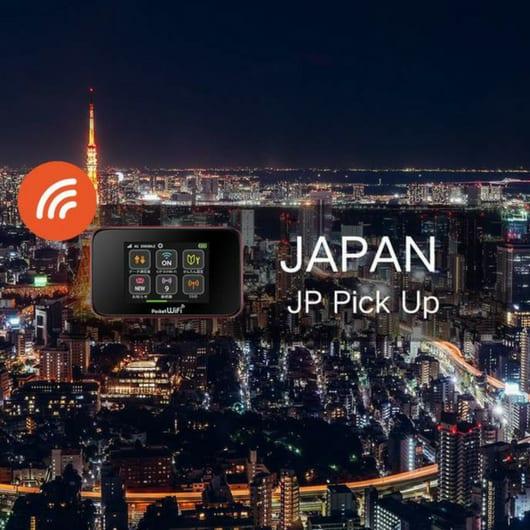 klook 4g wifi japan pick up
