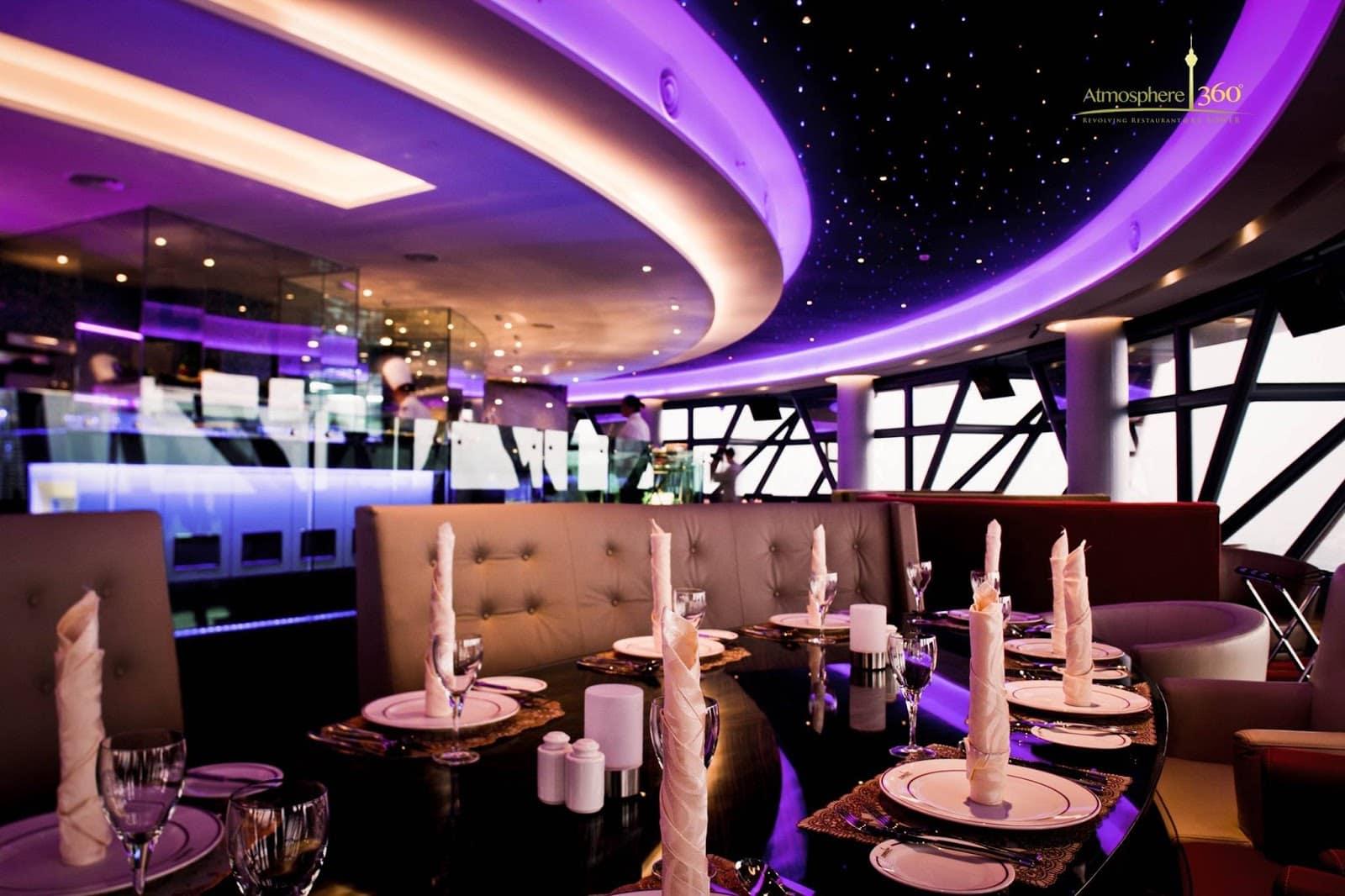 kl tower restaurant