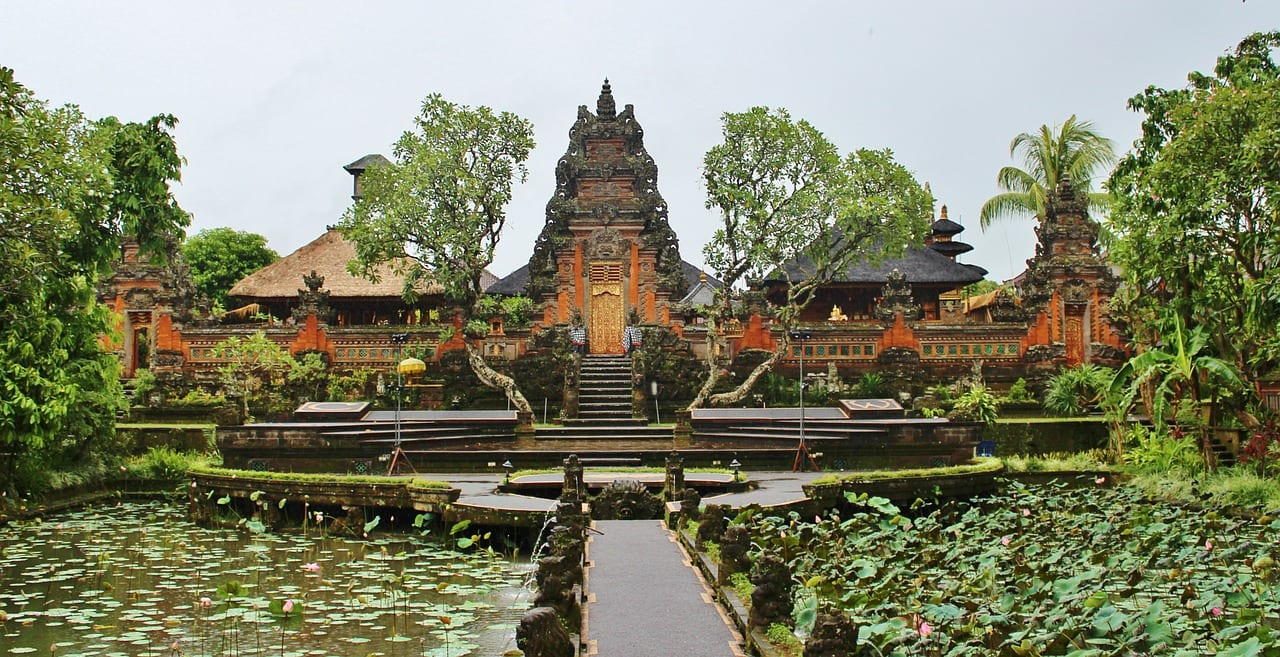 ubud royal palace