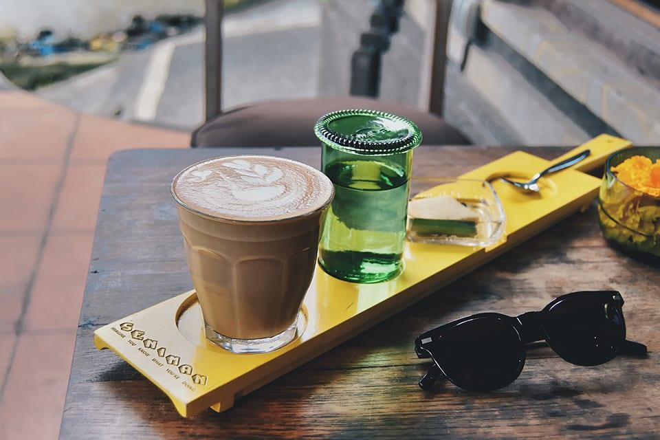 coffee seinman studios ubud
